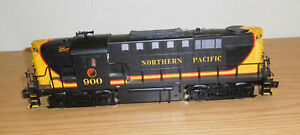 LIONEL #28545 NORTHERN PACIFIC RS-11 TMCC DIESEL ENGINE LOCOMOTIVE O SCALE TRAIN