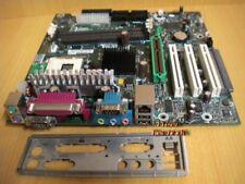 HP Compaq Evo D300 D500 W4000 Board+Blende 252608-001 253242-001 Sockel 478*m511