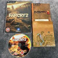 Far Cry 2 Xbox 360 Game Far Cry 2 Steelbook Edition 3307210333322