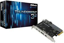 Asrock Thunderbolt 3 AIC R2.0 PCI-e 2x Thunderbolt3 1 x DP TBT Header