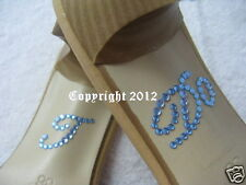 "Strass-sticker set ""I do + me too"" Autocollant Chaussures de mariée mariage karostonebox"