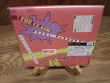 THE CLASH Pearl Harbour '79 JAPAN REPLICA TO ORIGINAL LP IN A RARE OBI SEALED CD