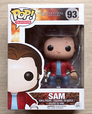 Supernatural Sam Winchester POP Vinyl Figure Neuf /& en Stock Maintenant Funko POP