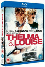 Thelma and Louise Blu-ray 1991 DVD Region 2
