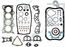 84-87 Honda Civic DX CRX 1.5L EW D15A2 BRAND NEW Engine Complete Full Gasket Set