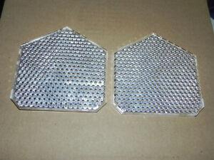 72-89 Mercedes-Benz 560SL R107 Side Marker Headlight Reflector Set of 2