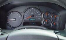 2002-2009 ISUZU ACENDER DASHBOARD INSTRUMENT CLUSTER REPAIR SERVICE