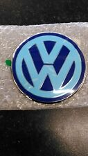 Genuine VW Beetle Blue And White Rear Boot Lid Badge 2001-2002
