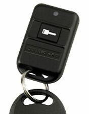 Code Alarm CATX420 Remote Start Remote + Programming Instructions (FCC ID: ELVAT