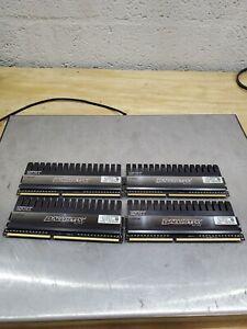 Crucial Ballistix Elite 8GB (4x2GB) 240-Pin DDR3 1866 (PC3-14900) RAM ZS DM E45