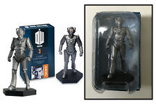 DOCTOR WHO EAGLEMOSS FIGURINE COLLECTION ISSUE #3 CYBER CONTROLLER!