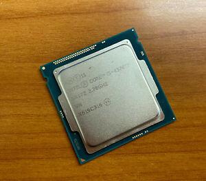 Intel Core i5-4570TE 2.7 GHz LGA1150 2 cores 4 threads SR17Z CPU Processor 4 MB