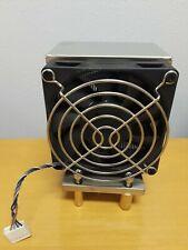 HP WorkStation XW8600 XW6600 CPU's Heatsink with Fan  Foxconn 446358-001 Rev A