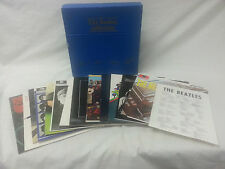 The Beatles Collection Blue Box 1978 Record Set (14 LP Albums) (BC13) +Insert