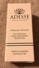"""Adesse organic infused """"sweet almond cuticle oil� Boxycharm"""