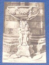 SIENA, CATTEDRALE, PILLA DELL ACQUA SANTA (A. FEDERIGHT)