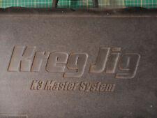 Kreg  K3 Master System Jig Kit wirh Extras