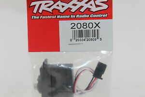Traxxas 2080X With Servo Motor Micro Servo Water Protected New with Original Box