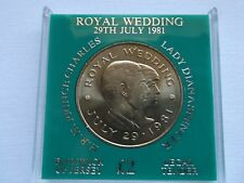 £2 COIN BAILIWICK OF JERSEY 1981 ROYAL WEDDING ( SEE NOTES)