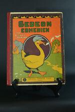 Benjamin RABIER GEDEON COMEDIEN Garnier E.O.1929