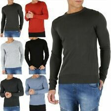 Unbranded Crew Neck Long Sleeve T-Shirts for Men