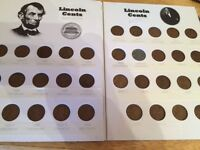 "Set  ""S""  Mint Lincoln Wheatback Cents(Pennies) 1916 - 1955"