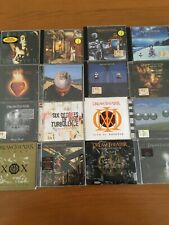 LOTTO STOCK DREAM THEATER 16 ALBUM 25 CD HEAVY METAL PROG