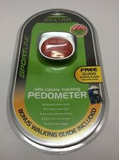 Walk Run Collection SPORTLINE Elite Calorie Tracking Pedometer