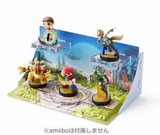 NINTENDO amiibo Super Smash Bros  Diorama Kit With tracking number Made in Japan