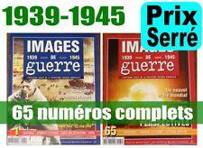 IMAGES DE GUERRE 39-45 Collection complète 65 fascicules