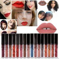 Long Lasting Matte Liquid Lip Gloss Waterproof Makeup Lipstick Cosmetic Beauty