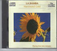 (ES127) Hammond Gold, La Bamba - 1987 CD