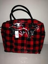 ATMOSPHERE RED AND BLACK SHOPPING BAG NEW WITH TAGS