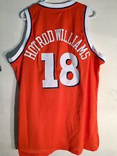 "Adidas Swingman NBA Jersey Cleveland Cavaliers John ""Hot Rod Williams Or sz L"