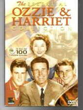 dvd The Essential OZZIE & HARRIET Collection 12 discs, 100 episodes