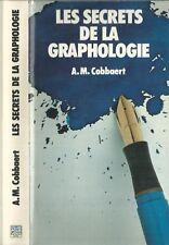Les secrets de la graphologie.Anne-Marie COBBAERT.Club pour Vous. ES3