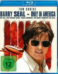 Barry Seal - Only in America - Blu-ray - NEU