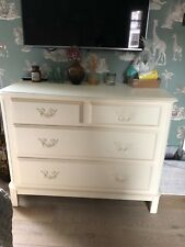 Ivory Bedside Tables And Cabinets Ebay