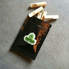 MyBuddyBud Smoker Wood Tips Blunt Filter - Blueberry Flavor