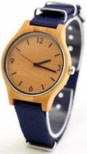Wooden Case Casual Wristwatches