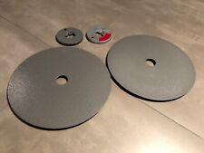 STUDER A80 - openreel plates - AEG/DIN + Hubs - 30cm - A812, A816, A820...