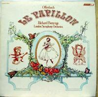 Richard Bonynge - Offenbach Le Papillon LP Mint- CS 6812 Stereo 1973 FFrr UK