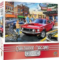 Childhood Dreams Dave's Diner 1000 piece jigsaw puzzle  680mm x 490mm  (mpc)