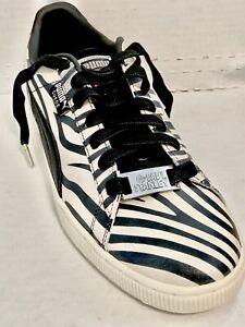 PAUL STANLEY  PUMA Zebra KISS Animalize Shoes ( BRAND NEW ) Gene Simmons Size 11