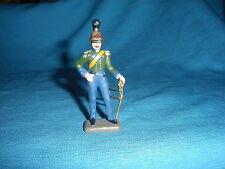 587A Starlux Atlas Officer Lancier Figurine Lead Empire 1/32 Napoleon