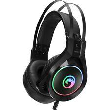 Marvo Scorpion HG8901 Stereo Sound RGB LED Gaming Headset USB + 3.5mm