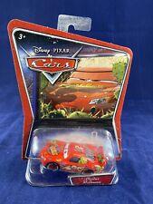 Disney Pixar Cars Movie Cactus Lightning McQueen Die Cast Car Toy