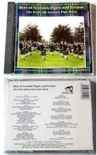 THE DAN AIR SCOTTISH PIPE BAND Best Of Scottish Pipes And Drums .. CD TOP