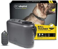 Dogtra Ball Trainer Dual-Function Launcher and Dropper for Dogs - FREE SHIPPING