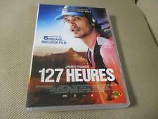 "DVD ""127 HEURES"" James FRANCO / Danny BOYLE"